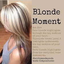 I Will Sort These Dark Blonde