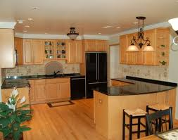 Small Picture Perfect Kitchen Color Ideas With Oak Cabinets Image Of Stunning On