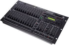 behringer eurolight lc2412 dmx controllers lights controllers new