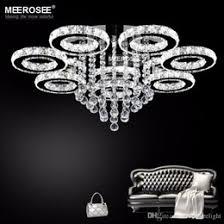modern chandelier light fixture led ceiling light lighting crystal flush mounted lamp dining lighting drop lamp led home fitting chandelier home office lighting