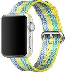 <b>Ремешок Apple Nylon</b> Band для Apple Watch 38/40mm (желтая ...