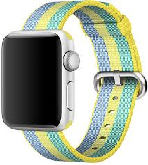 <b>Ремешок Apple Nylon</b> Band для Apple Watch 38/40mm yellow ...