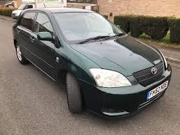 Toyota Corolla 2002 Model 1.4cc Manual Good MoT Drives Nice | in ...