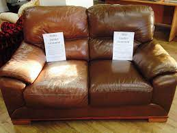 leather sofa setee and armchair