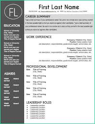 Modern Free Downloadable Resume Templates Most Recent Free Modern Resume Templates For Word With 26 Best Free