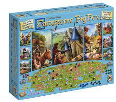 Carcassonne - Big Box