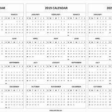 Printable Attendance Calendar 2020 Monthly Calendar 2019 Printable Free Y Dvd