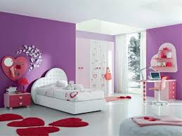 bedroom design for girls. contemporary girls bedroom furniture and teens room decorations for in red, pink purple colors design o
