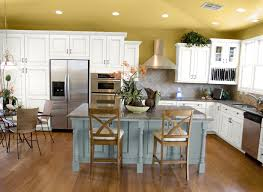 Yellow Gold Paint Color Living Room Kitchen In Dusty Gold Kitchens Rooms By Color Color