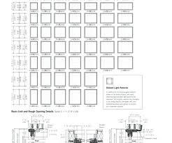 Jeld Wen Window Sizes Chart Infinicom Co