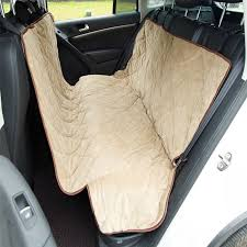 dogs waterproof car seat cover