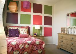 Bedroom paint colors for teenage girl