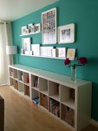 Bed With Tv Built In Turquoise And Yellow Bedroom Decor White Green Wooden Cabinet 4