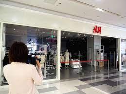 H&m 店舗