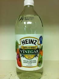 Heinz Distilled White Vinegar. 1.
