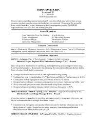 Industrial Engineer Resume Industrial Engineer Resume New Section Plus Radio Info