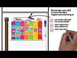Kids Weekly Activity Planner Monkey Chops Behavior Charts