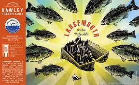 Image result for wallenpaupack largemouth IPA