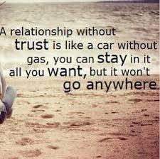 A Relationship Without Trust Love Quotes W O R D S Pinterest Gorgeous Trust In Relationships