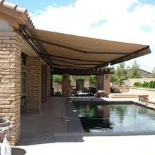 Modern Patio Covering Retractable Patio Awning