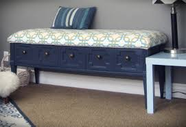 Padded Benches Living Room Smartgirlstyle Coffee Table Turned Padded Bench