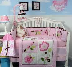 adorable ladybug crib bedding with white crib bedding set and pink crib bedding sets