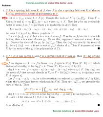 help abstract algebra homework