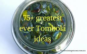 Raffle Prize Ideas For Kids Greatest Ever Ideas For Tombola Jar Raffle Fundraising Mums