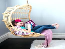 hanging chairs for girls bedrooms. Interesting Chairs Hanging Chair For Girls Bedroom  Lovely Rattan   To Hanging Chairs For Girls Bedrooms