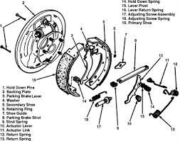 2003 chevrolet cavalier rear brake diagram vehiclepad 2003 2002 chevy cavalier brake assembly diagram fixya