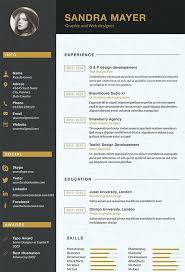 Graphic Design Resume Samples Graphic Designer Graphic Design Resume ...
