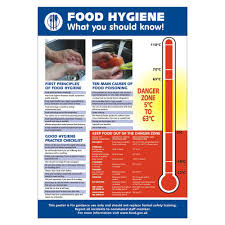 Food Hygiene Poster Food Hygiene Poster Staples