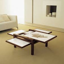 collapsible coffee dinner tables