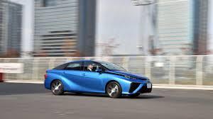 Japan gambles on Toyota's hydrogen powered car