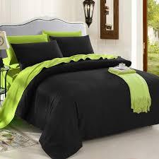 com douh ultra soft cotton duvet cover set regarding solid