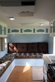 Incredible interior design ideas for your rv camper Camper Van Travel Trailer Remodel Camperism Rv Remodel 27 Amazing Rv Remodel Ideas You Need To See Rvsharecom