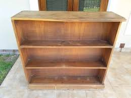 medium size of rustic bookcase decor with glass doors headboard king teak classifieds south furniture cool