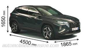 Request a dealer quote or view used cars at msn autos. Hyundai Tucson 2021 Dimensions And Boot Space Hybrid And Thermal