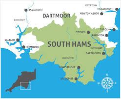 southhams com south hams visit south hams south devon Uk Map Devon map of the south hams south hams map south devon uk map of devon uk