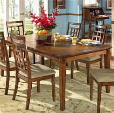 Ashley Furniture Kitchen Island Cross Island Rectangular Extension Table By Ashley Furniture