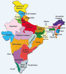 maps of protected areas in india