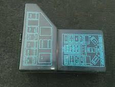 stealth fuse box 91 99 mitsubishi 3000gt dodge stealth fuse box cover
