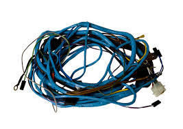 electrical components ford 10 series q and super q cab main and dash wiring loom harness