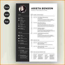 11 Design Resumes Templates Grittrader