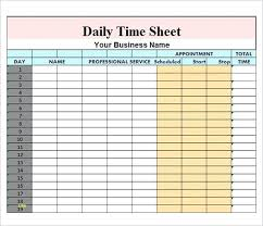 Excel Time Sheet Calculator Employee Template Timesheet Excel Download Yearly