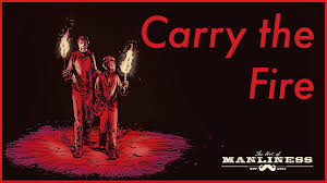 carry the fire lessons from cormac mccarthy s the road the carry the fire the road cormac mccarthy illustration