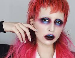 avant garde makeup star kelseyanna