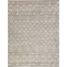 home decorators collection tribal essence beige 8 ft x 10 ft area rug