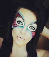 makeup ideas spiderman makeup spiderman makeup makeup look spider man
