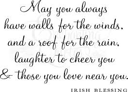 Irish Love Quotes Adorable Family Quotes Vinyl Wall Decals Quotes About Family